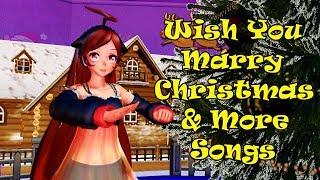 Wish You Marry Christmas Song | Kids Songs | Nursery Rhymes | Baby Songs | Children Songs