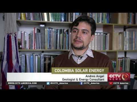 Colombia solar energy: Country slow to tap into renewable energy