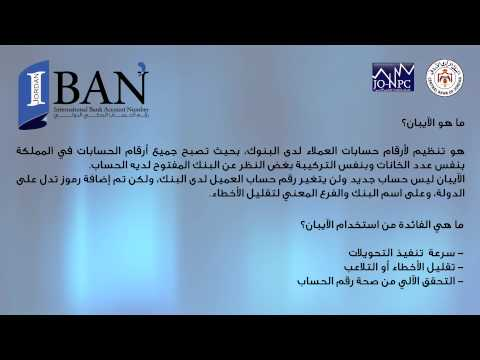 IBAN (International Bank Account Number)