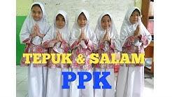 Tepuk dan salam ppk siswa kelas 1 Sdit Izzatul Islam Getasan