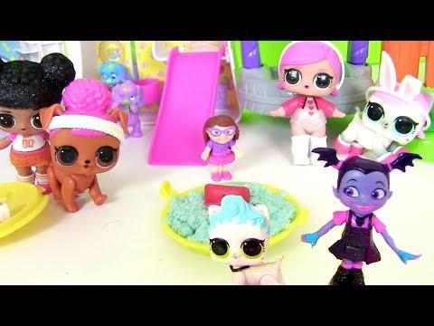 Куклы Лол Сюрприз Мультик! Lol Pets Surprise Series 3 Puppy Лол Полная коллекция