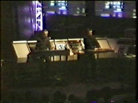 Kraftwerk - Home Computer (live Sheffield 1991)