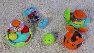 B kids - линейка развивающих игрушек Sensory для самых маленьких