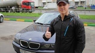 Тест драйв BMW 3 e46 320i