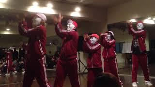 ダンスイベント「神々のイタズラ」
