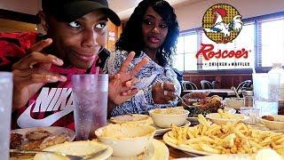 Baixar California Vlog Plus Roscoe's Chicken & Waffles Mukbang