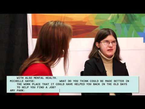 Finding and Interviewing for a Job - Panel Discussion 1