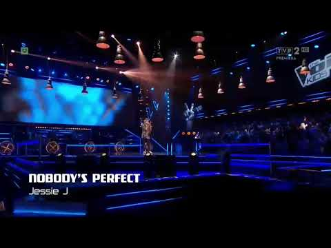Lena Marzec-,,Nobody's perfect' Sing Off The Voice Kids