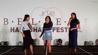 JKT48 - Games Session 10 @. HS Believe
