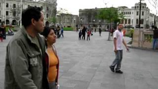 PROSTITUCION GAY EN LA PLAZA SAN MARTIN DE LIMA PERU