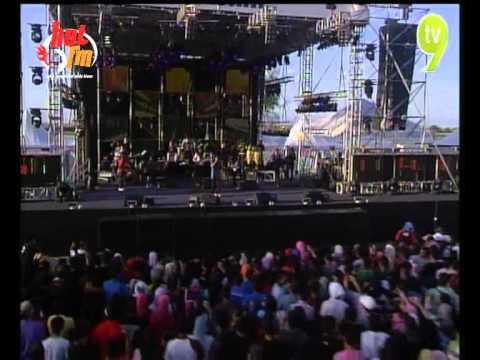 Hot FM Big Jam 2012 - Dataran Syahbandar Kuala Terengganu - Zamani Slam