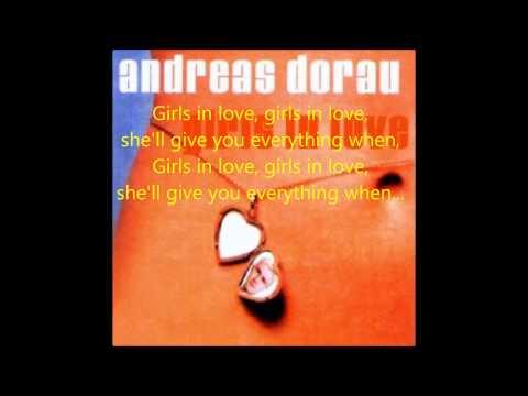 Girls in Love - Andreas Dorau (lyrics, text)