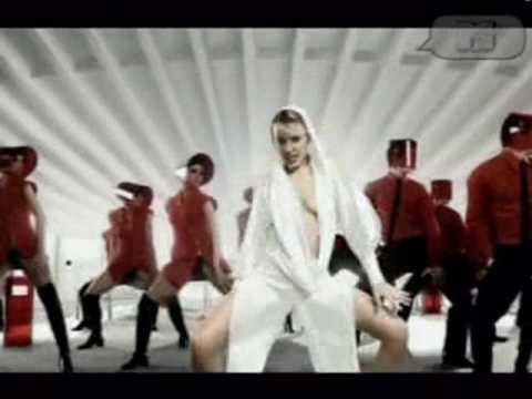 Kylie Minogue- Cant get you out of my head