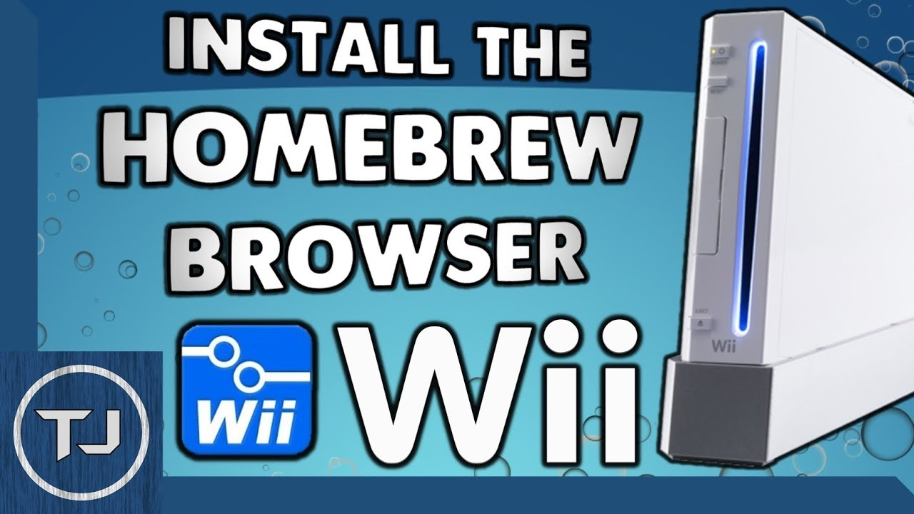 How To Install HomeBrew Browser On Wii 4 3 [Latest Update + Fix] 2017!