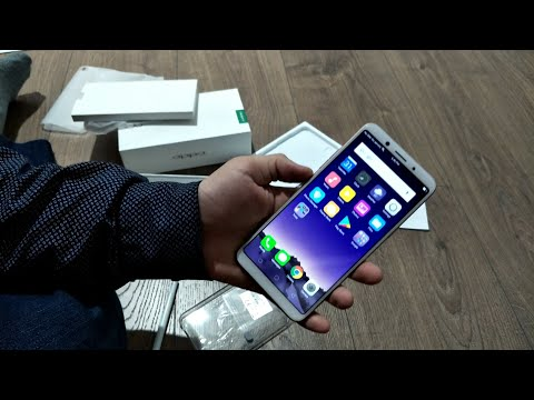 UNBOXING OPPO A73 $300 PHONE
