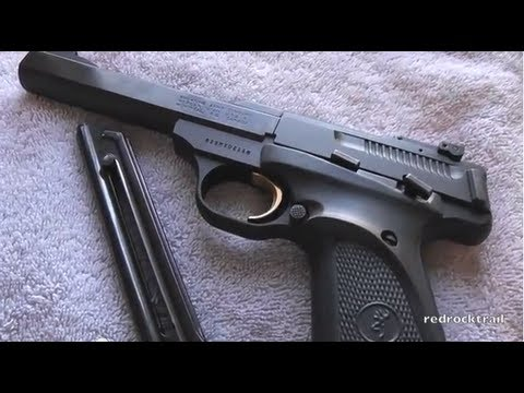 Best Browning Buckmark 22lr Demo Review Hd Youtube