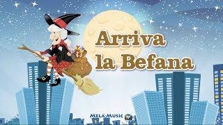 BUON NATALE - Arriva la Befana - Canzoni per bambini di Mela Music