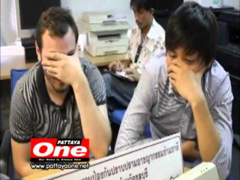 3 Russian's arrested in ATM Fraud case - Pattaya One