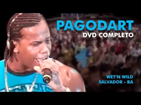 DVD Pagodart ao vivo em Salvador 2006 [COMPLETO]