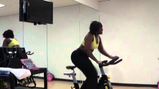 FREE SPINNING CLASS, AN EASY RIDE.  EXCELLENT FOR BEGINNERS AND ADVANCE EASY DAY