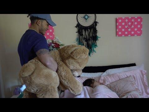 Active Duty Military Boyfriend Surprises Girlfriend That He Has Not Seen In Six Months