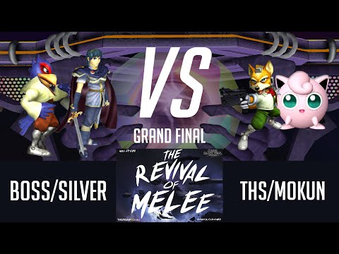 Revival Of Melee / Grand Final / THS Mokun vs BOSS Silver