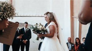 Line och Caspers Bröllop