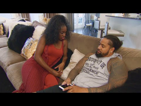 Naomi gives an update on her life with husband Jimmy Uso: Total Divas Preview Clip, Nov. 1, 2017