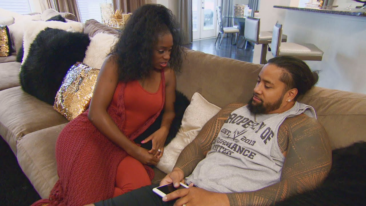 31fcff8673a3d Naomi gives an update on her life with husband Jimmy Uso  Total Divas  Preview Clip