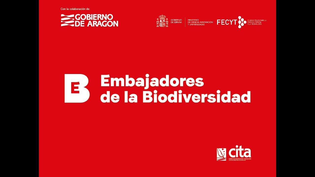 Embajadores de la biodiversidad. Coiaanpv