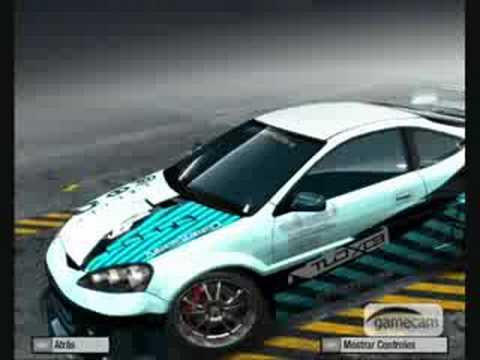 need for speed pro street my new cars youtube. Black Bedroom Furniture Sets. Home Design Ideas