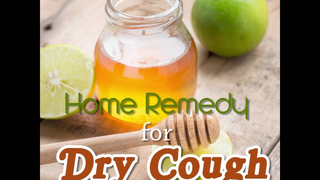 how to get relief from dry cough at night