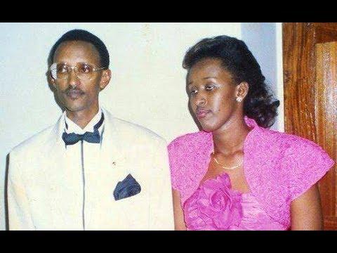 Amabanga y' Urukundo rwa KAGAME PAUL na JEANNETTE KAGAME n' amateka