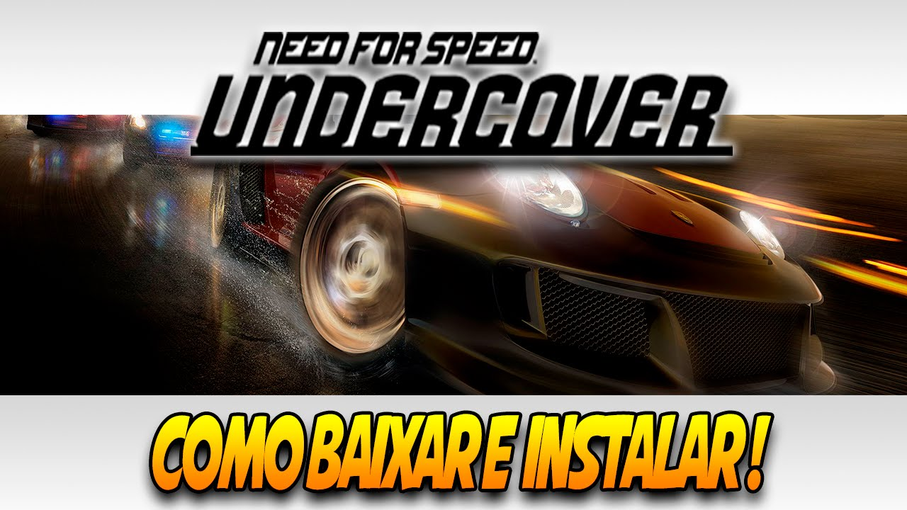 traduo do jogo need for speed undercover