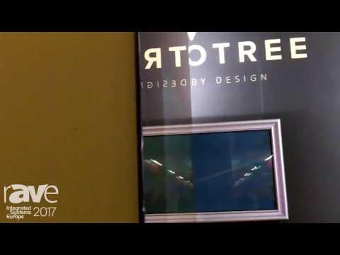 ISE 2017: Videotree Displays Hyper Illusion Mirror