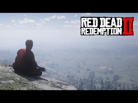 El secreto en la montaña - El Monje meditando - Red Dead Redemption 2 - Jeshua Games thumbnail