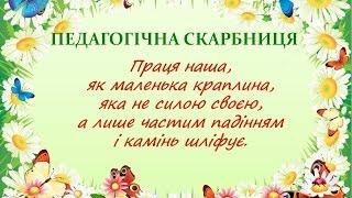 Презентація досвіду роботи вчителя початкових класів Лукачук Ірини