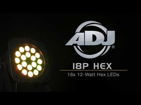ADJ 18P Hex