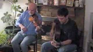 Randal Bays and Dave Marshall - house concert Irish tunes