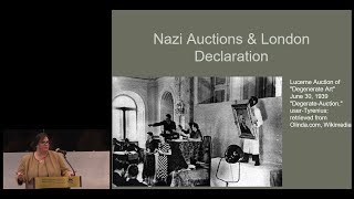 Repatriation & Restorative Justice: From Native American Remains & Sacred Objects to Nazi Art Theft