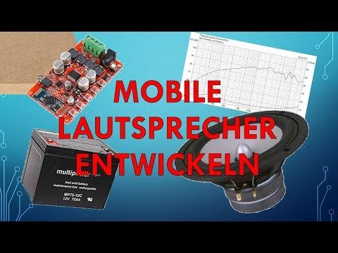 Mobile Lautsprecher Entwickeln Tutorial V2