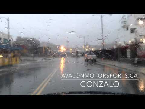 Hurricane Gonzalo, Category 1