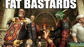 Skyrim Mods Watch: Fat People in Skyrim