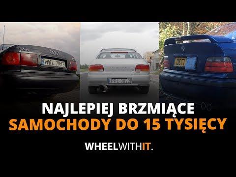 10 NAJLEPIEJ brzmiących samochodów do 15 tysięcy PLN | WWIT SHORT