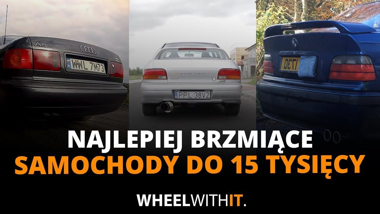 Groovy 10 NAJLEPIEJ brzmiących samochodów do 15 tysięcy PLN | WWIT SHORT CA66