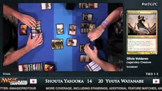 2012 Players Championship Finals: Shouta Yasooka vs. Yuuya Watanabe thumbnail