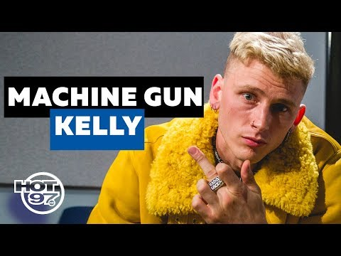 Machine Gun Kelly | Funk Flex | #Freestyle107