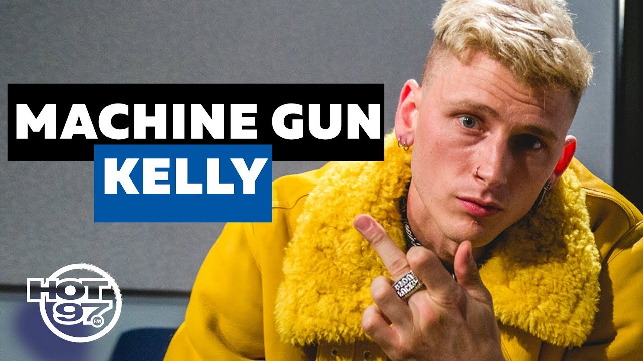 G-Eazy and Eminem diss Machine Gun Kelly on new songs