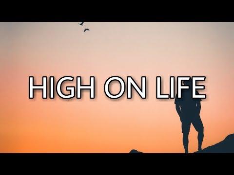 Martin Garrix - High on life (lyrics) ft. Bonn