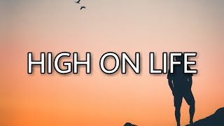 Martin Garrix - High on life (lyrics) ft. Bonn